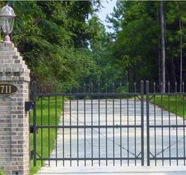 ornamental fence anywhere