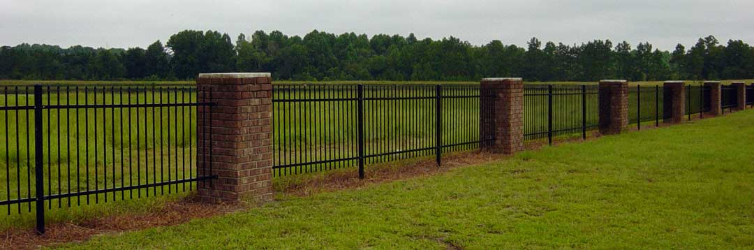 ornamental fence quote