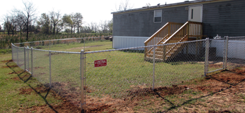 How To Install Chain Link Fence Posts