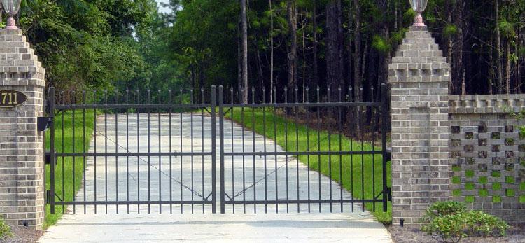 access control gate