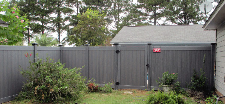 privacy fence vinyl