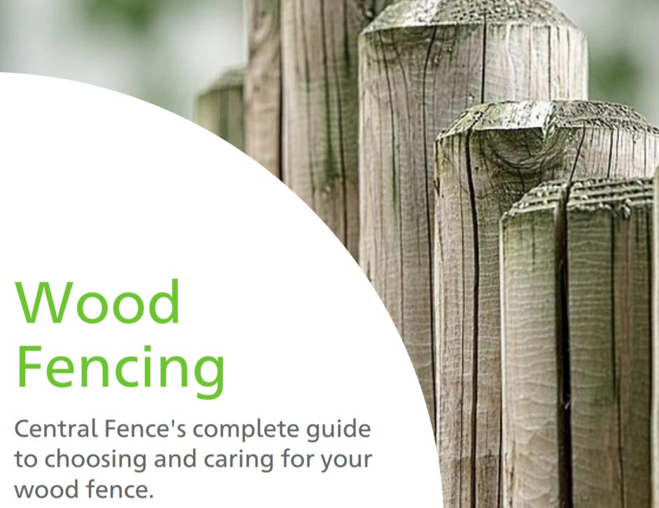 buying a wood fence
