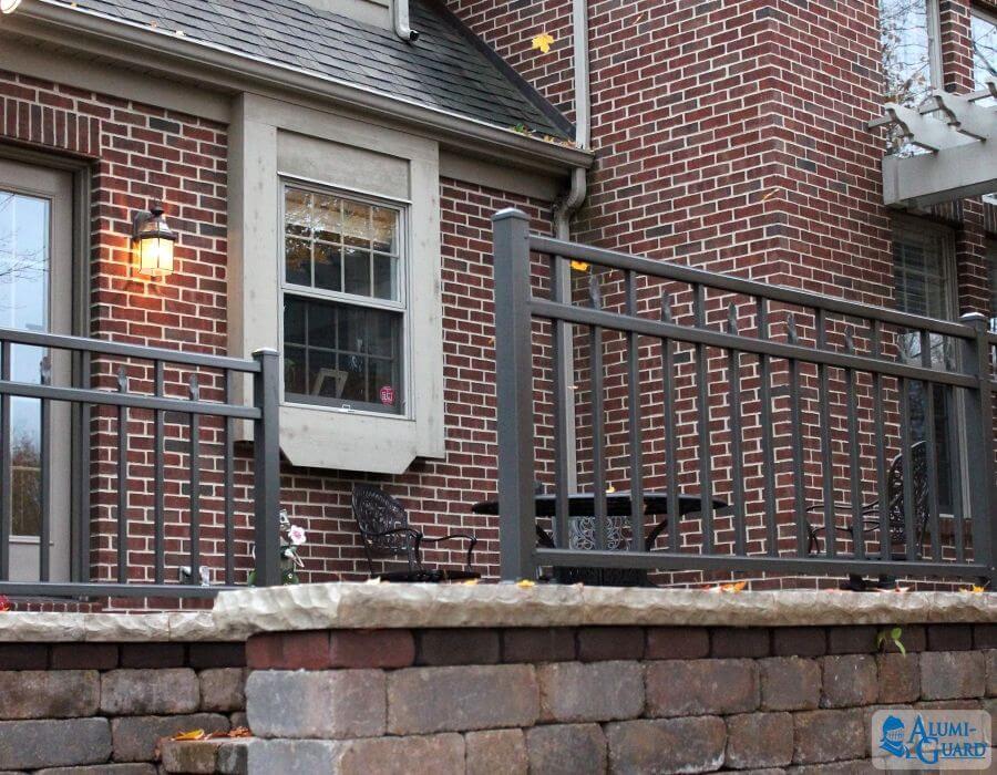 alumium fences
