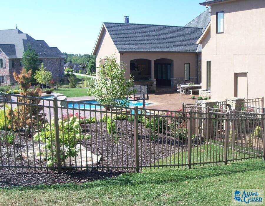 affordable fence for my house