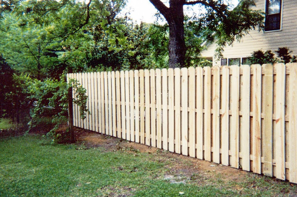 Choose a Wooden Fence