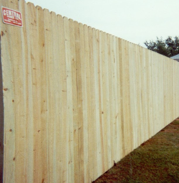Five Types Of Fences Thatll Complete Your Yard Central Fence Co