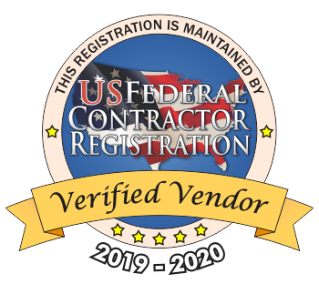 US Federal Contractor Registration Verified Vendor